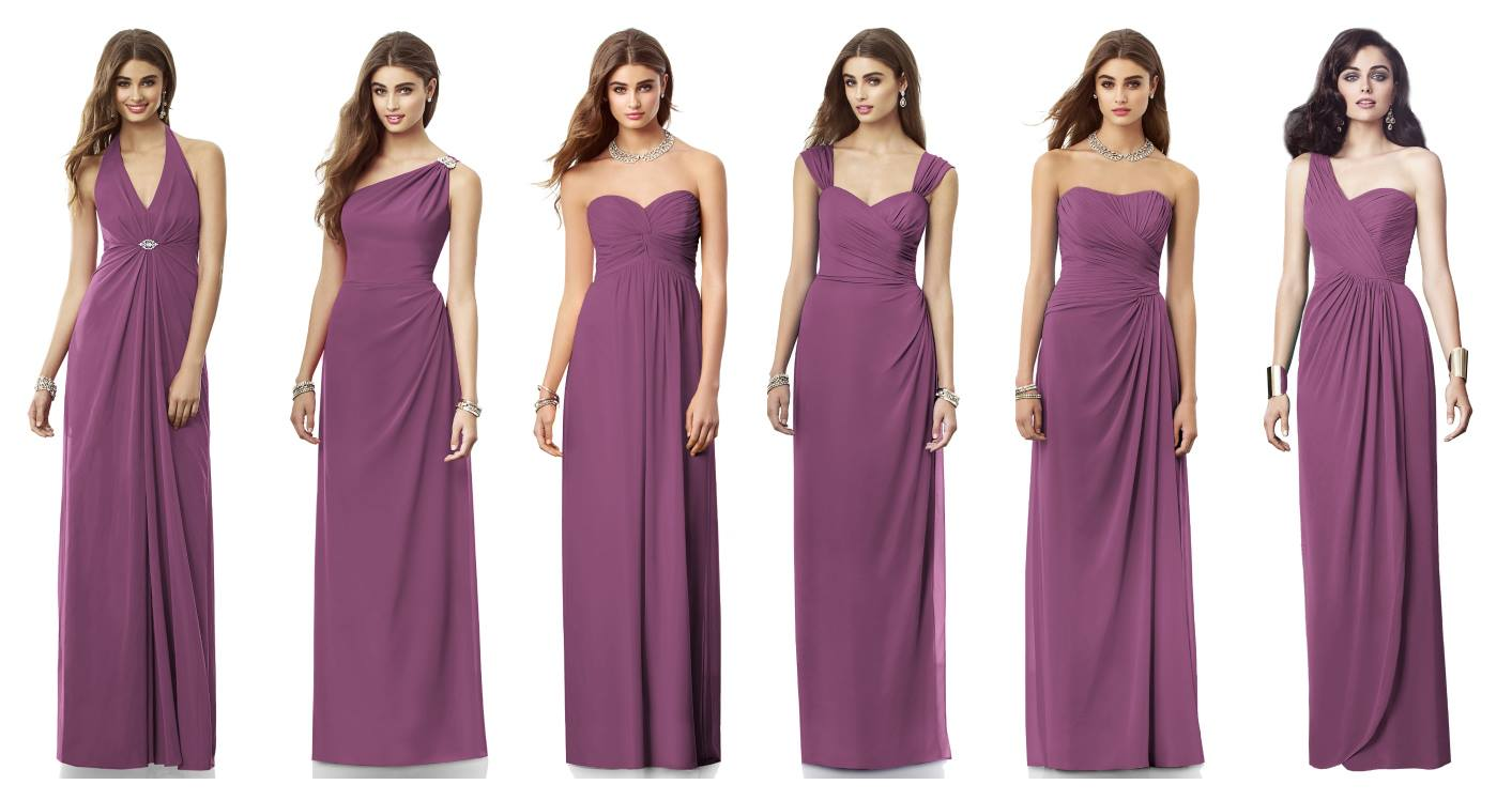 Top 5 Dress Necklines